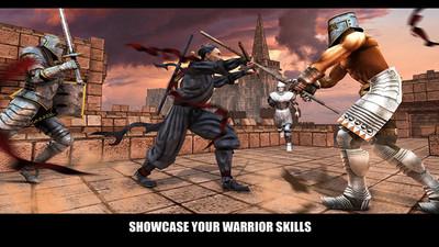 世界探索忍者战士游戏安卓最新版下载图1: