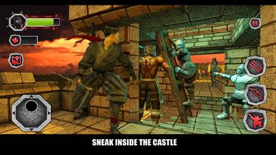 世界探索忍者战士游戏安卓最新版下载图2: