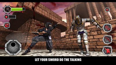 世界探索忍者战士游戏安卓最新版下载图5: