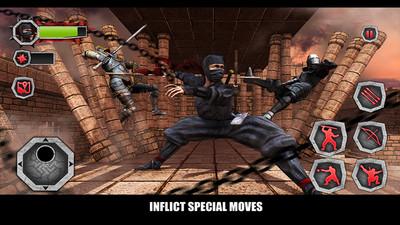 世界探索忍者战士游戏安卓最新版下载图3: