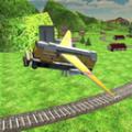驾驶飞行列车游戏安卓最新版下载 v1.0