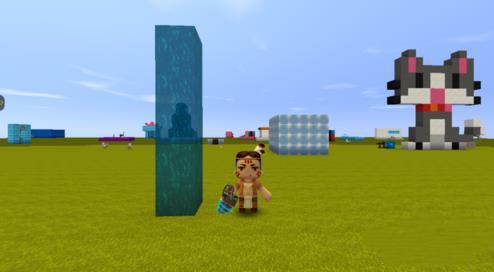 迷你世界立体水柱怎么做? 立体水柱制作方法[多图]