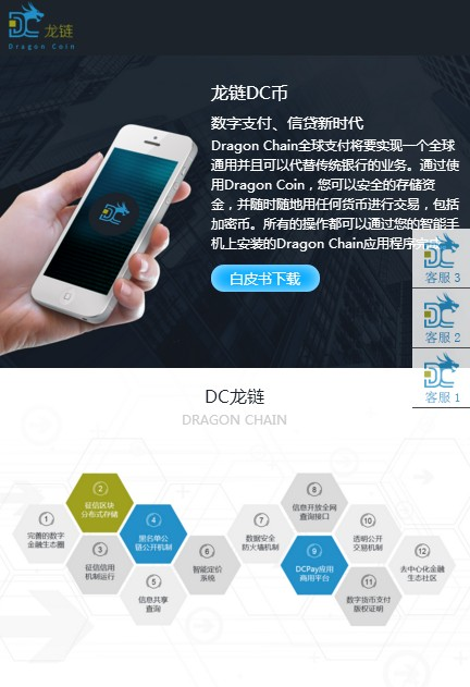 DC龙链中国数字货币app官方版下载图1: