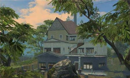明日之后欧式建筑别墅图纸 欧式城堡风格蓝图一览[多图]