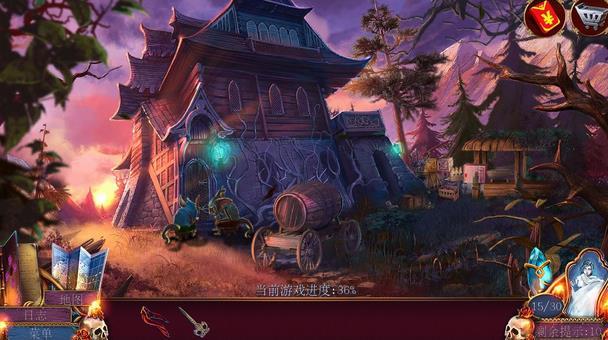密室逃脱影城之谜4第五章攻略 巫师的房子图文通关教程[多图]