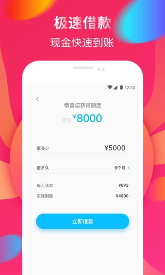 大信用借款app下载图3: