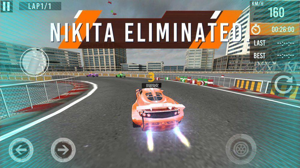 沙滩赛车3D游戏安卓最新版下载图1: