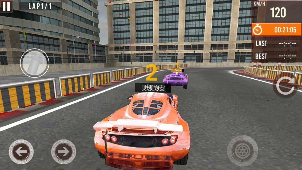 沙滩赛车3D游戏安卓最新版下载图2: