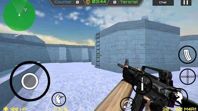 真实战争射击游戏安卓中文版下载图2: