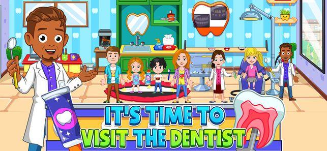 我的城市牙医访问游戏免费最新版下载(My City Dentist Visit)图3: