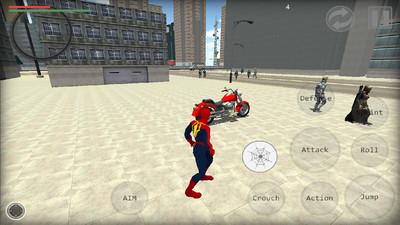 蜘蛛侠决战拉斯维加斯游戏安卓最新版下载图4: