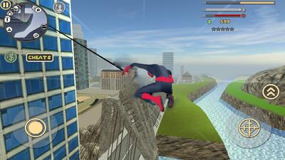 蜘蛛侠决战拉斯维加斯游戏安卓最新版下载图2: