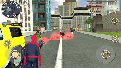 蜘蛛侠决战拉斯维加斯游戏安卓最新版下载图5: