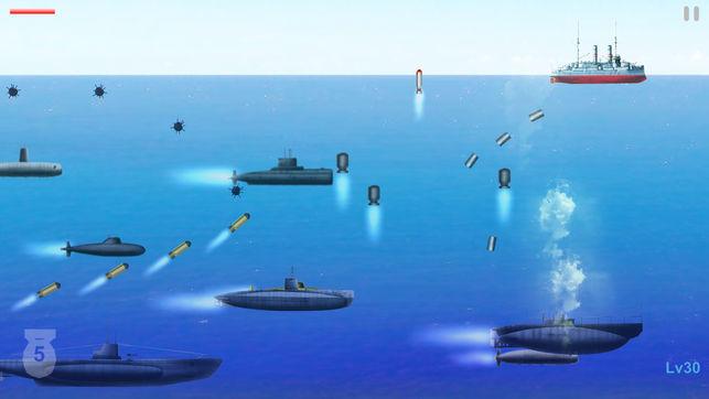 潜艇大战安卓游戏手机版下载图1: