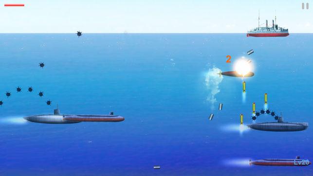 潜艇大战安卓游戏手机版下载图2: