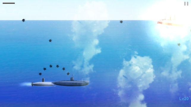 潜艇大战安卓游戏手机版下载图3: