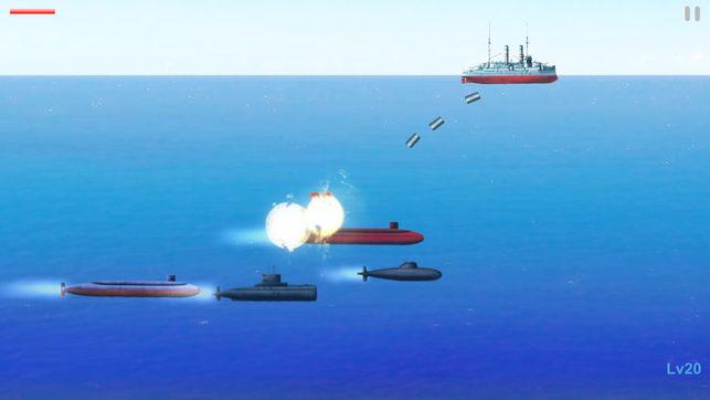 潜艇大战安卓游戏手机版下载图4: