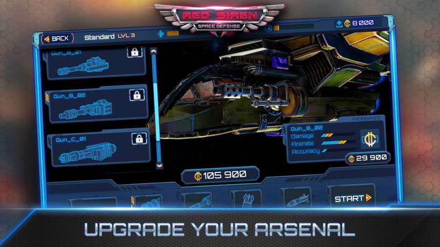红警太空防御游戏安卓版最新下载图4: