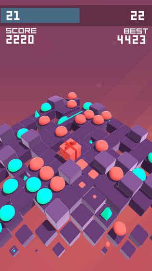 Splashy Cube游戏安卓版下载图1: