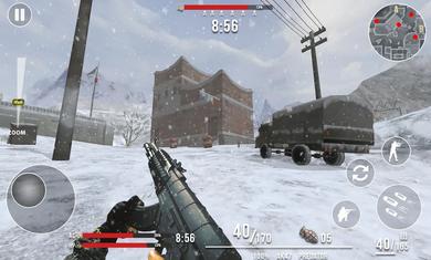 世界大战冬季狙击游戏安卓版最新下载图3: