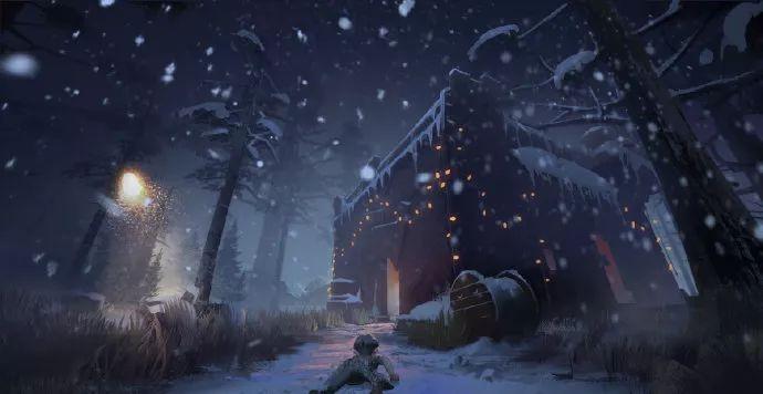第五人格里奥的回忆雪地地图场景一览[多图]