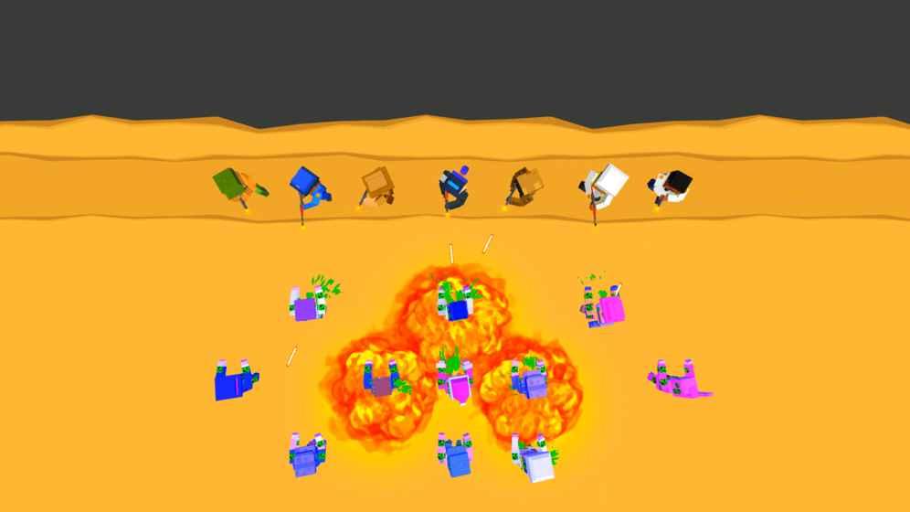 僵尸避难营游戏安卓最新版图3: