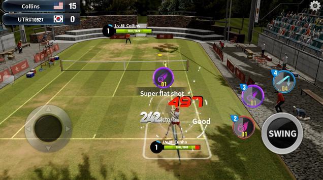 网球大满贯游戏最新版官方下载图2: