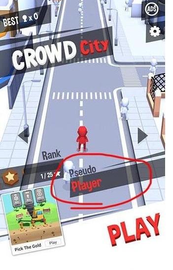 Crowd City名字怎么改 改名字方法介绍[多图]