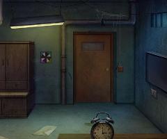 密室逃脱逃出地下监狱