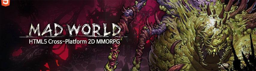 疯狂的世界手游什么时候出 Mad World游戏上线时间介绍[多图]