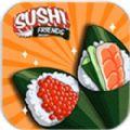 寿司好友3无限金币中文破解版(Sushi Friends 3) v1.0.0