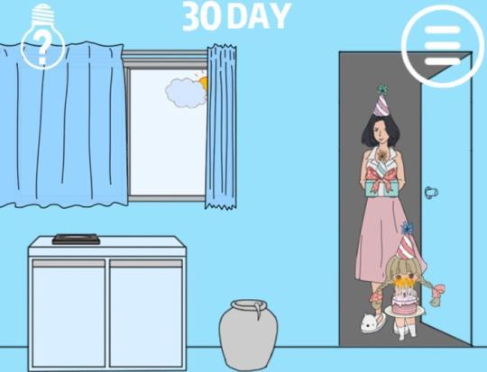 妈妈把我的泡面藏起来了第30关攻略 生日快乐图文通关教程[多图]
