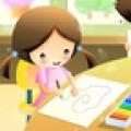 彩蝶儿童学画画