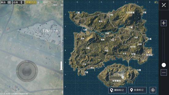 绝地求生刺激战场资源哪里多 全地图资源分布图[多图]