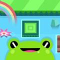 qq小游戏青蛙过河游戏下载手机版 v1.0