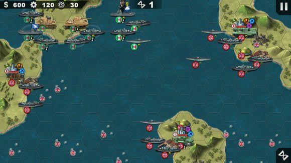 世界征服者4地中海战役困难攻略[多图]