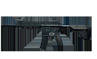 绝地求生刺激战场M16A4与M416对比 M16A4和M416配件子弹详细介绍[多图]