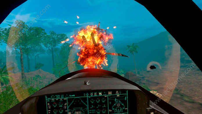 操作战士VR游戏手机版下载(Operation Warcade)图2: