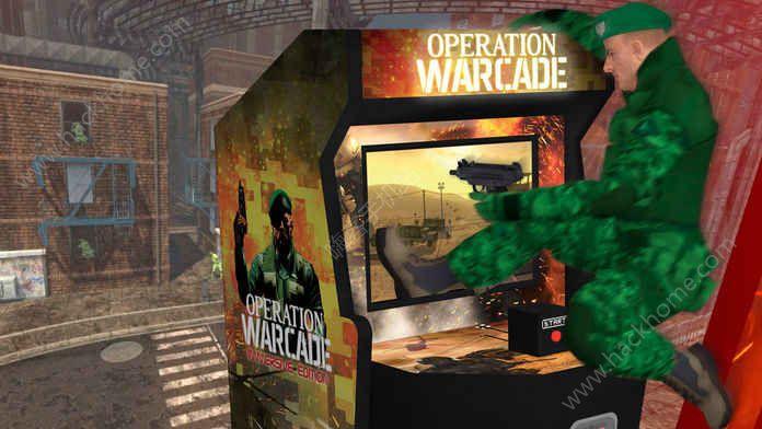 操作战士VR游戏手机版下载(Operation Warcade)图4: