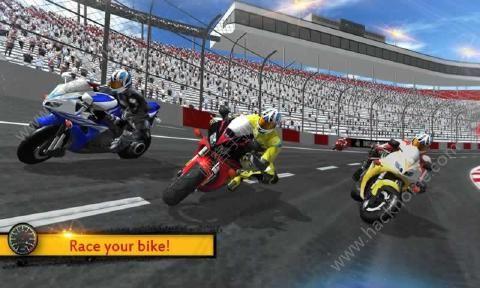 摩托车赛2018无限金币内购破解版(Bike racing 2018)图2: