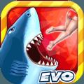 饥饿鲨进化年鲨6.3新春版修改破解版 v6.3.0