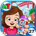 我的小镇冰雪乐园游戏无限金币中文破解版(My Town:Amusement Park) v1.00