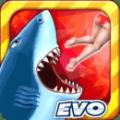 饥饿鲨进化英文破解版