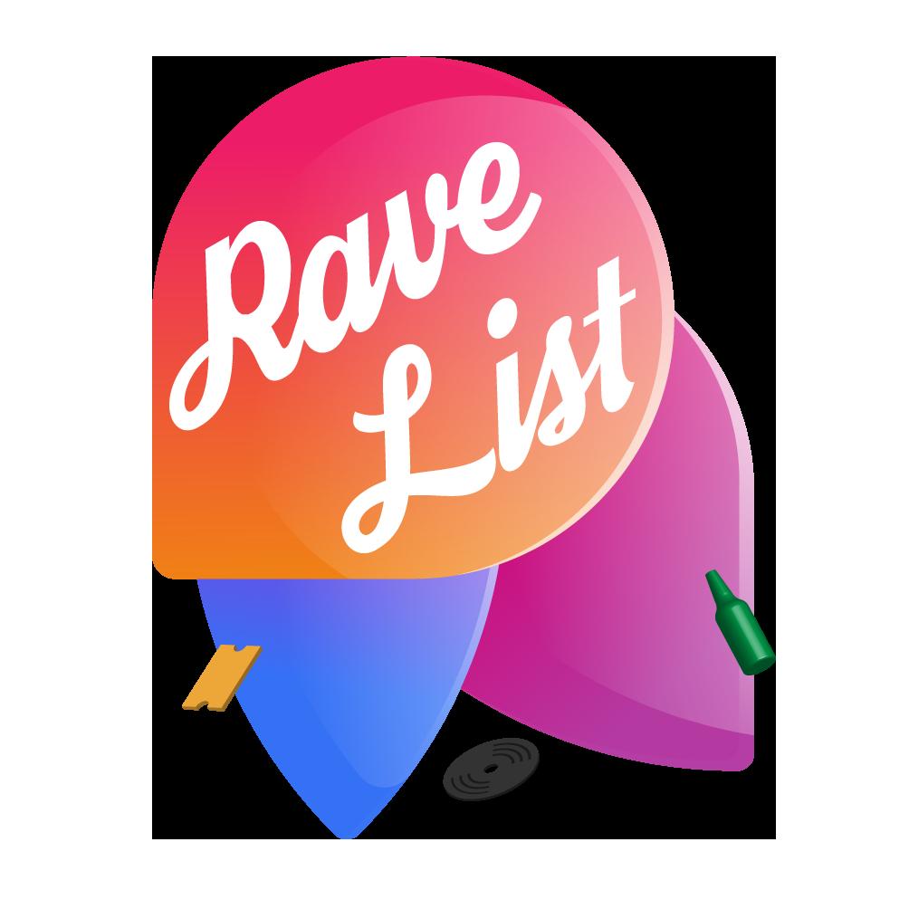 RaveList小程序