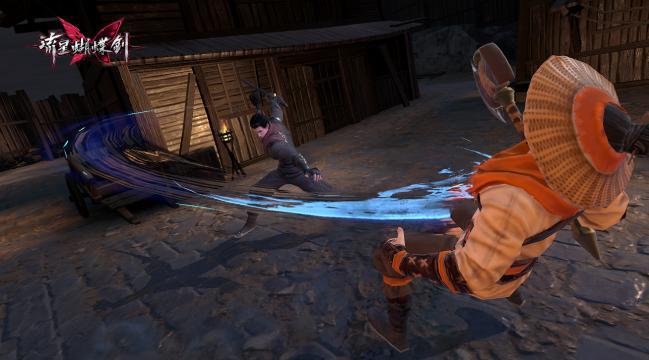 流星蝴蝶剑手游剑技能连招 剑出招攻略大全[多图]