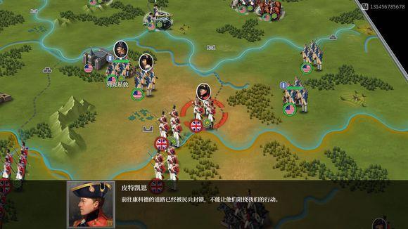 欧陆战争6列克星敦战役攻略 列克星敦战役打法讲解[多图]
