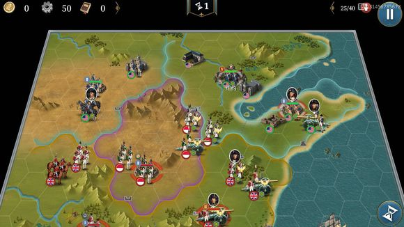 欧陆战争6战役攻略大全 全战役通关攻略[多图]