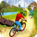 自行车下坡游戏安卓版 v1.0