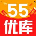 55����