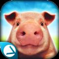 小猪模拟器2018游戏最新中文无限金币破解版(Pig Simulator 2018) v1.01